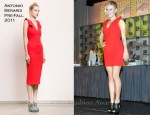 "Anna Paquin In Antonio Berardi - HBO's ""True Blood"" Panel: Comic-Con 2011"