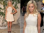 "Ashley Tisdale In ASOS - Miu Miu Presents Lucrecia Martel's ""Muta"""