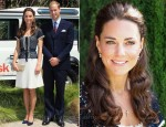 Catherine, Duchess of Cambridge In Whistles - Reception To Mark Launch Of Tusk's US Patrons Circle