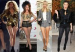 Celebrities Love…Hot Pants