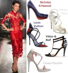 Celebrity Shoe Swap: Dannii Minogue