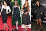 Celebrities Love...Dolce & Gabbana Fall 2011 Stars