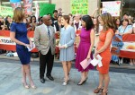 Emma Watson In Prada - The Today Show