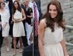 Catherine, Duchess of Cambridge In Joseph - Quebec City