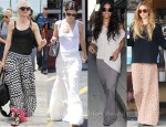 Celebrities Love...Maxi Skirts