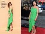 "Freida Pinto In Juan Carlos Obando - ""Rise of the Planet of the Apes"" LA Premiere"