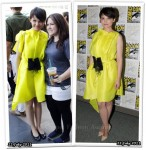 Which Shoes Do You Prefer With Ginnifer Goodwin's Roksanda Ilincic Dress?