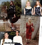Hailee Steinfeld for Miu Miu vs Elle Fanning for Marc by Marc Jacobs Ad Campaigns