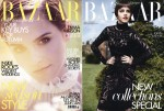 Emma Watson For Harper's Bazaar UK August 2011