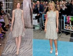 "Jennifer Aniston In Valentino Couture - ""Horrible Bosses"" London Premiere"