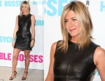 "Jennifer Aniston In Celine - ""Horrible Bosses"" London Photocall"
