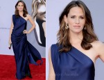 Jennifer Garner In YSL - BAFTA Brits To Watch Event