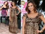 Jessica Alba In Dolce & Gabbana - Lucky Magazine And ThisNext Celebrate Partnership