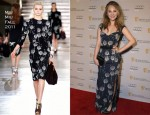 Juno Temple In Miu Miu - BAFTA Brits To Watch Event