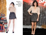 "Katharine McPhee In Alice + Olivia - ""Shark Night 3D"" Press Preview"