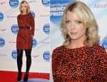Lauren Laverne In Topshop - Barclaycard Mercury Prize '2011 Albums of the Year'