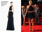 Maria Sharapova In Alexander McQueen - 2011 ESPY Awards