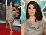 "Marisa Tomei In Vivienne Westwood Red Label - ""Crazy, Stupid, Love"" World Premiere"