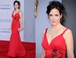 Mary Louise Parker In Dolce & Gabbana - BAFTA Brits To Watch Event
