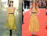 "Nicola Roberts In Topshop Unique - ""Horrid Henry"" World Film Premiere"