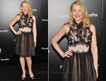 "Patricia Clarkson In Alberta Ferretti - ""Friends With Benefits"" New York Premiere"