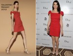 "Rachel Weisz In Valentino - ""The Whistleblower"" New York Screening"
