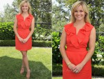 Reese Witherspoon In Hanii Y - Reception To Mark Launch Of Tusk's US Patrons Circle