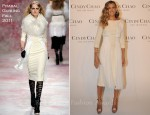 Sarah Jessica Parker In Prabal Gurung - Cindy Chao The Art Jewel Private Dinner
