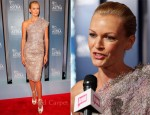 Sarah Murdoch In Alex Perry - 2011 Astra Awards