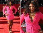 Serena Williams In Rachel Roy - 2011 ESPY Awards