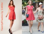 In Taylor Swift's Closet - Twenty8Twelve by S.Miller Daisy Dress