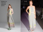Whitney Port In Rebecca Taylor - Mara Hoffman Swim 2012 Presentation