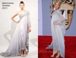 Blake Lively In Marchesa - BAFTA Brits To Watch Event