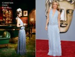 Cat Deeley In Christian Dior - BAFTA Brits To Watch Event