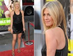 "Jennifer Aniston In Balenciaga - ""Horrible Bosses"" LA Premiere"