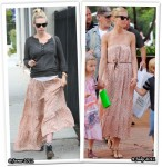 Who Wore Gerard Darel Better? January Jones or Gwyneth Paltrow