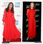 Who Wore Gucci Better? Eva Mendes or Karen Elson