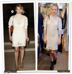 Who Wore Ralph Lauren Better? Melanie Thierry or Sienna Miller
