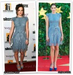 Who Wore Elie Saab Better? Leighton Meester or Astrid Munoz