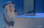 Lady GaGa In Salvatore Ferragamo - The View
