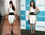 Abigail Spencer In Peter Som - 10th Annual InStyle Summer Soiree