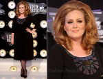 Adele In Burberry - 2011 MTV Video Music Awards