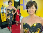 "Allison Janney In Dolce & Gabbana - ""The Help"" LA Premiere"
