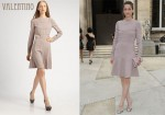 In Amanda Peet's Closet - Valentino Studded Dress