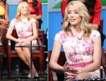 """Amber Heard In Christian Dior - 2011 Summer TCA Tour for """"The Playboy Club"""""""