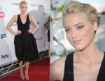 Amber Heard In Honor - 2011 TCA Summer Press Tour