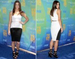 Ashley Greene In Givenchy - 2011 Teen Choice Awards
