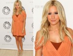 Ashley Tisdale In Joie - PaleyFest Family Celebrates Television Series' From Disney Channel