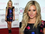 Ashley Tisdale In Tibi - In Touch Weekly's 4th Annual Icons & Idols Celebration