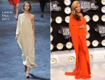Beyonce Knowles In Lanvin - 2011 MTV Video Music Awards